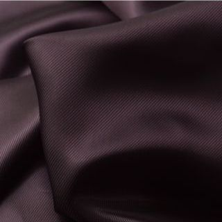 Photography of Set Piece - Posh Lining - Dark Plum 1m