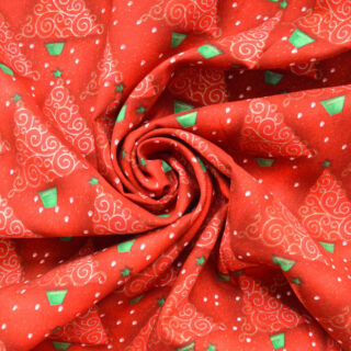 Photography of Christmas Cotton - Festive Folly