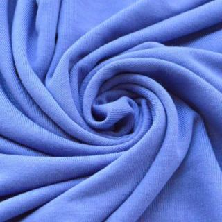 Photography of Ribbed Jersey - Cobalt