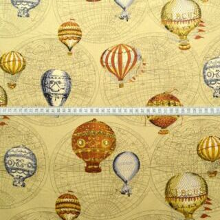 Photography of Cotton Canvas - Hot Air