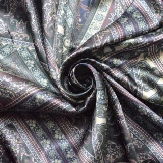Photography of Designer Lining - Paisley Geo