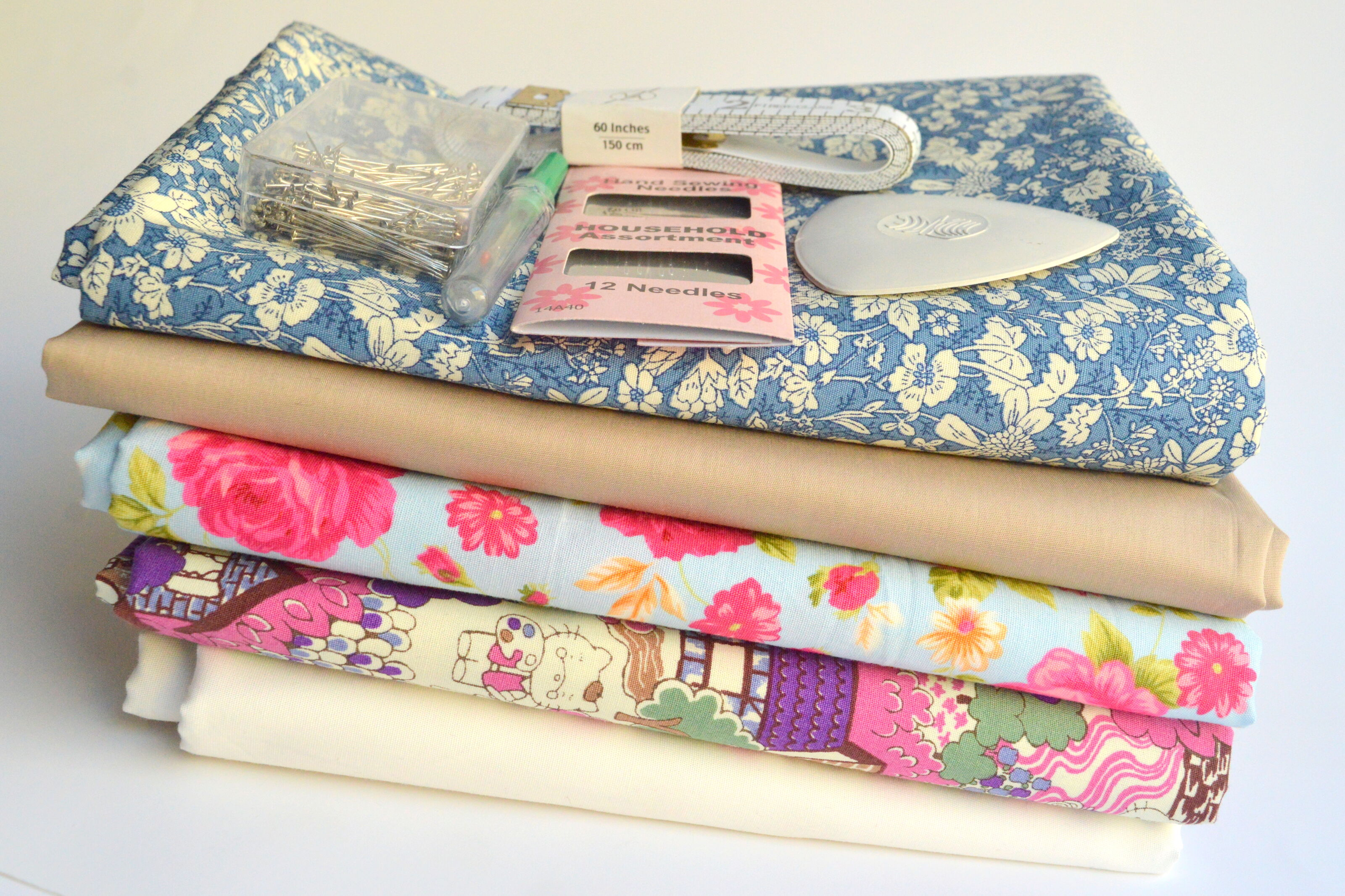 Cotton Pack Crafts Bundle With Accessories