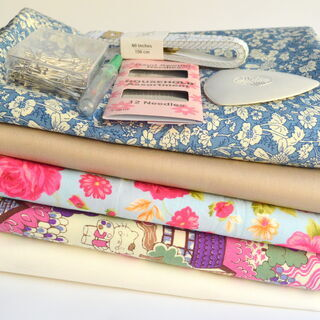 Photography of Bundles - Cotton Gift Pack with Accessories - 5m