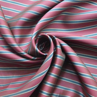 Photography of Viscose Lining- Striped