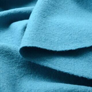 Photography of Pure Luxury - Boiled Wool - Teal