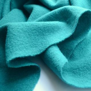 Photography of Pure Luxury - Boiled Wool - Turquoise