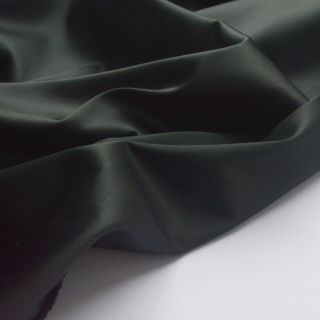 Photography of Stretch Duchess Satin- Black