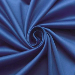 Photography of Stretch Duchess Satin- Dark Royal