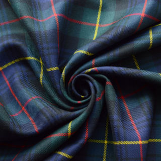 Photography of Tartan - Black Watch & Yellow Box