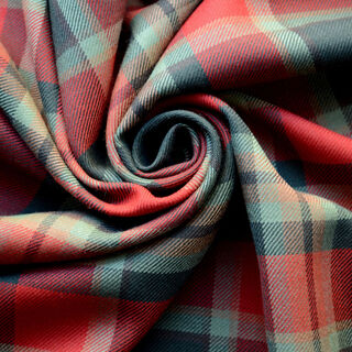 Photography of Set Piece - Tartan - Red/ Olive 2.8m