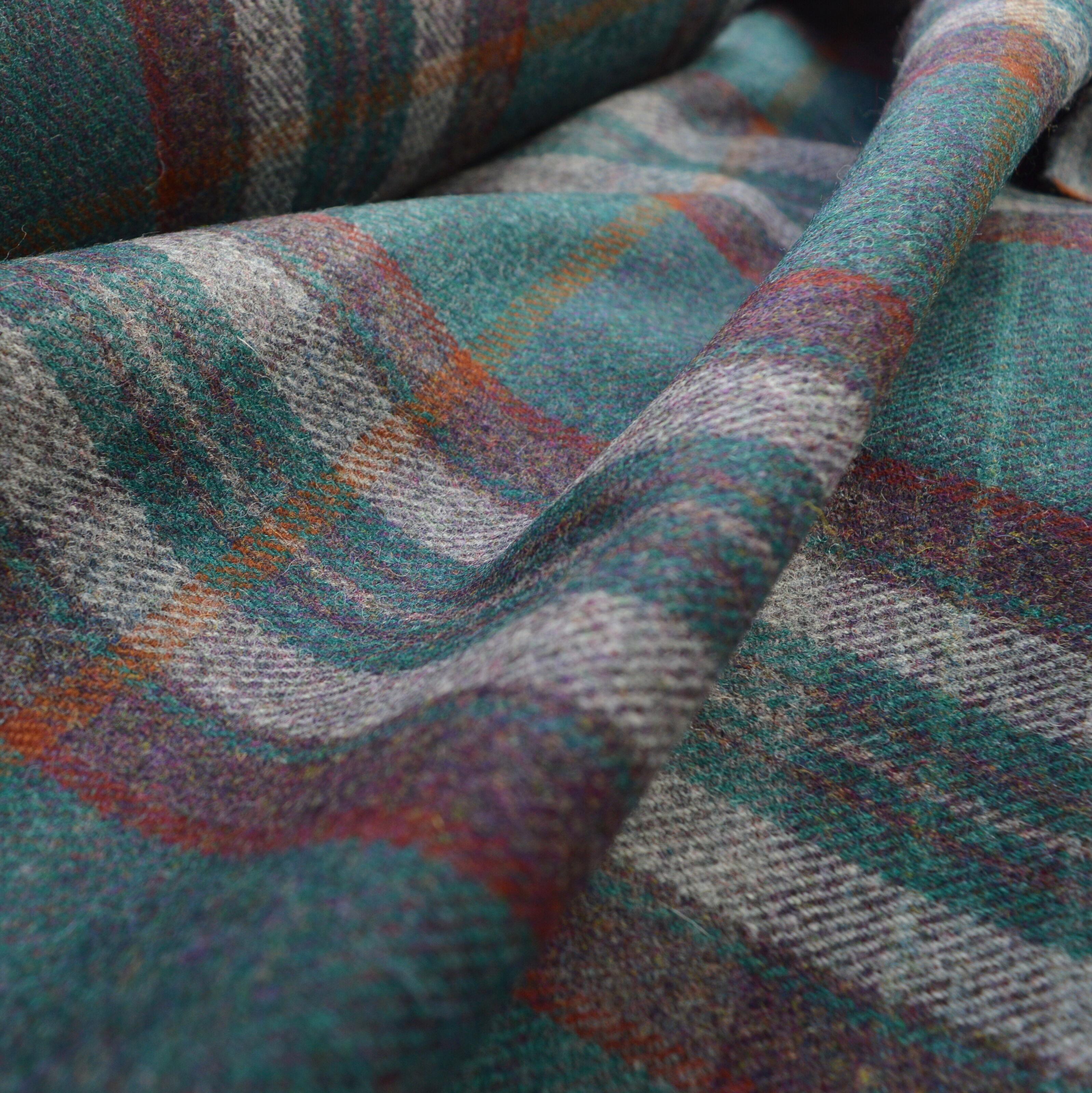 Wool Fabric Brushed Coating 59
