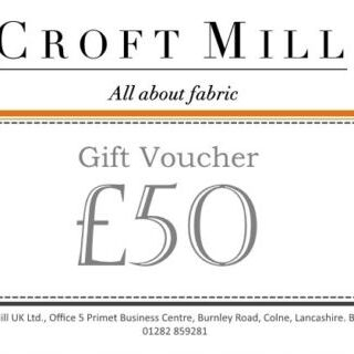 Photography of Gift Voucher - £50