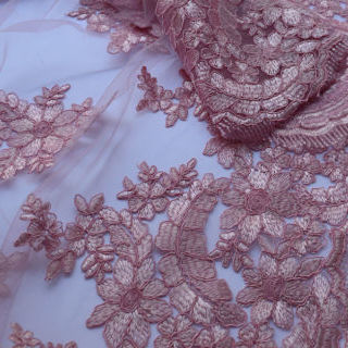 Photography of A Lace Collection- Salmon Pink