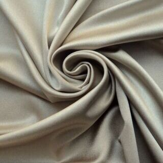 Photography of Luxury Satin Backed Crepe - Champagne