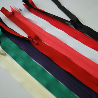 Photography of Zips - YKK - 9 Inch concealed zips