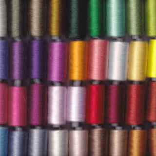 Photography of Good Quality Sewing Thread