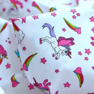Photography of Sewing Room - Dancing Unicorns